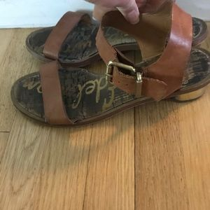 Sam Edelman Shoes - Sam Edelman leather sandals